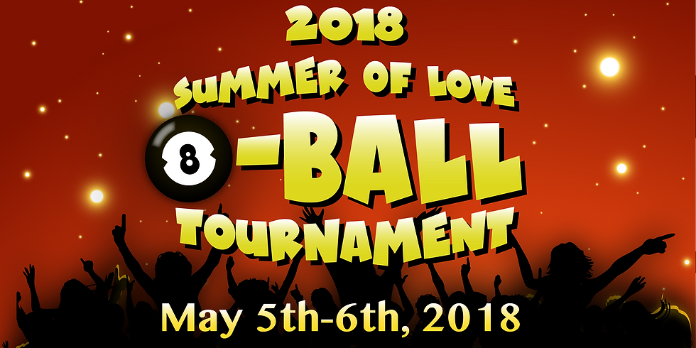 Summer of Love 8-Ball Tournament