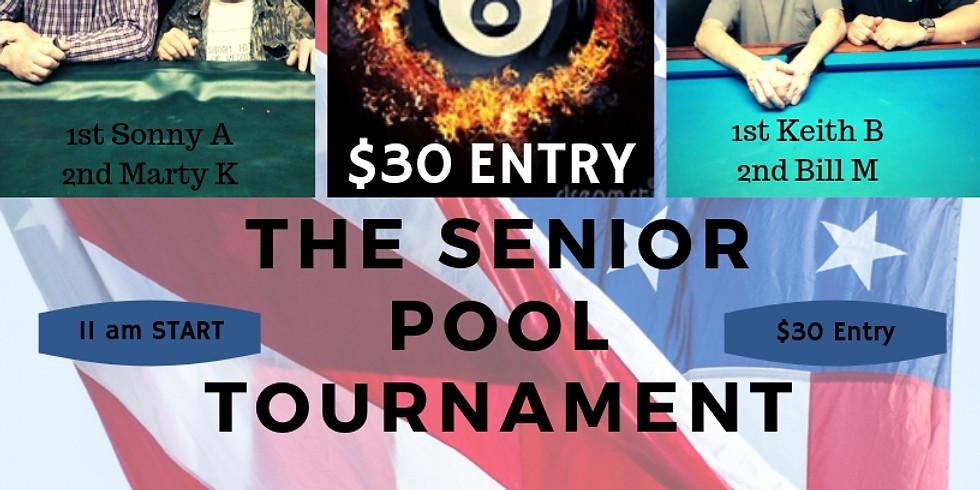 SPT Senior Pool tournament