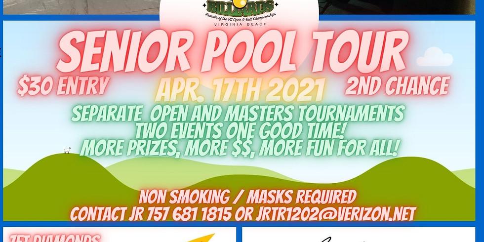 The Senior Pool Tour Spring Event