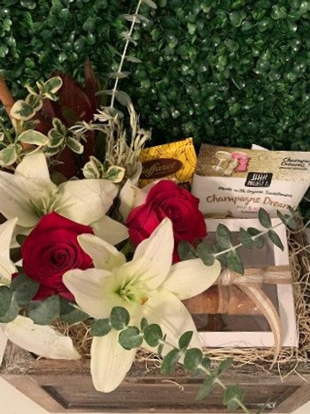 Flowers & Baklava