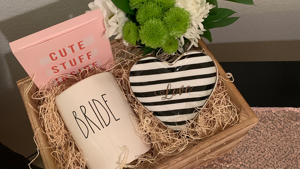 Bride-to-be