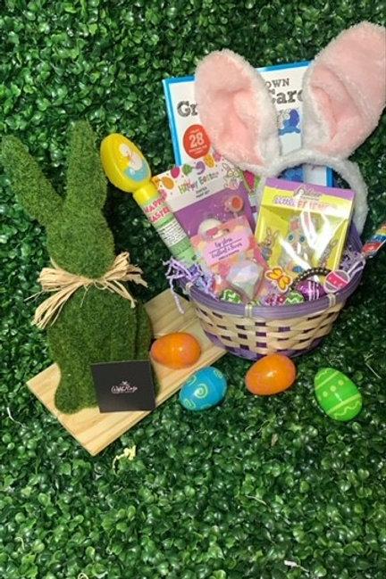 Easter Bunny | Children Easter Basket