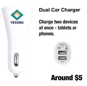 Dual Car Charger