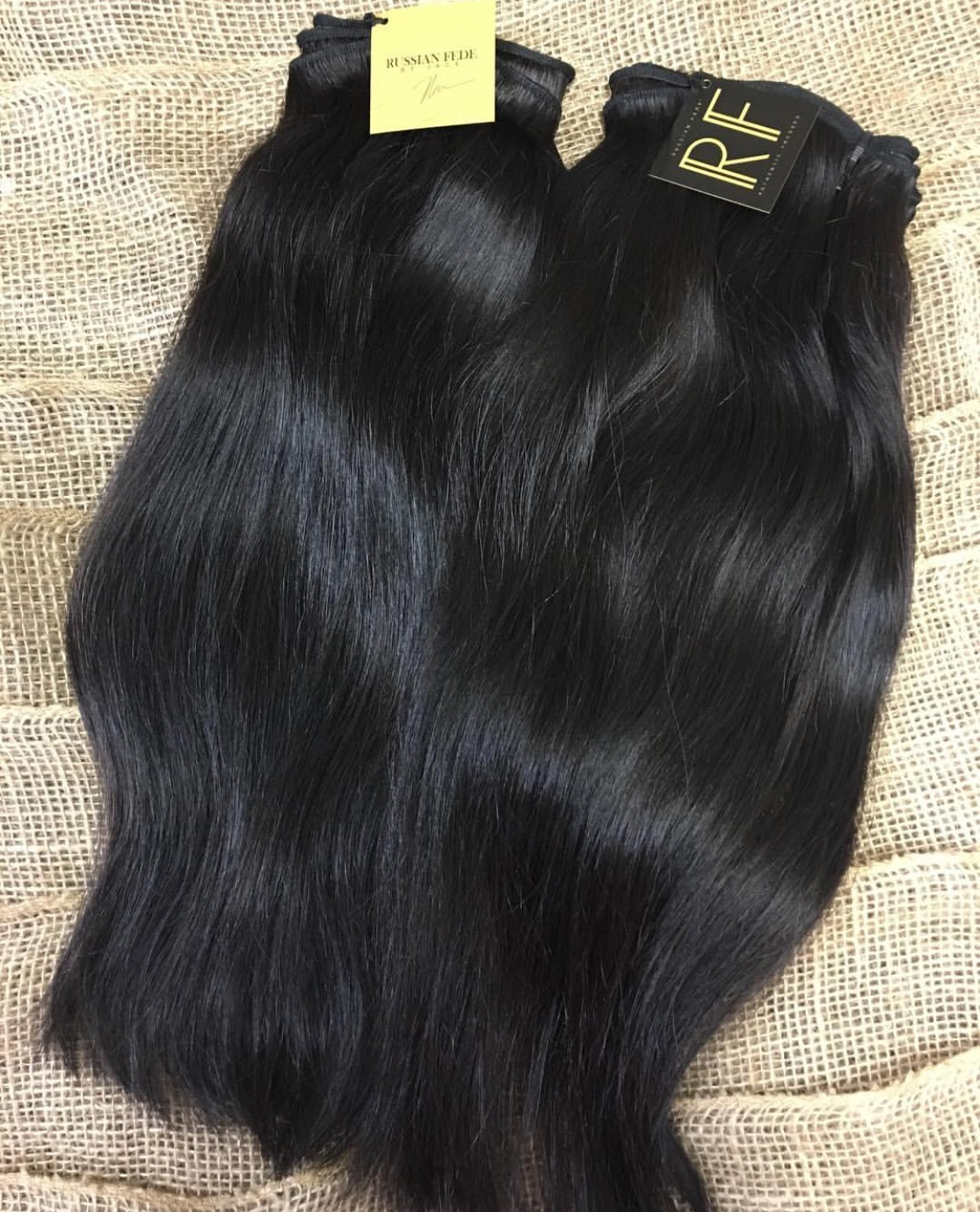 Satin Soft Natural Straight
