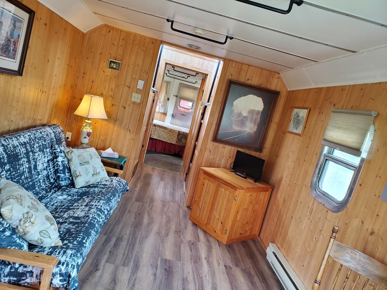 Caboose 6 living room
