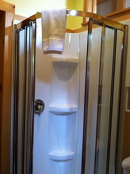 Boxcar Jane shower