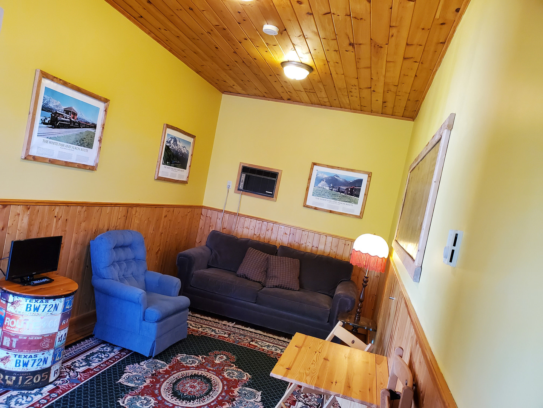Boxcar Jane living room