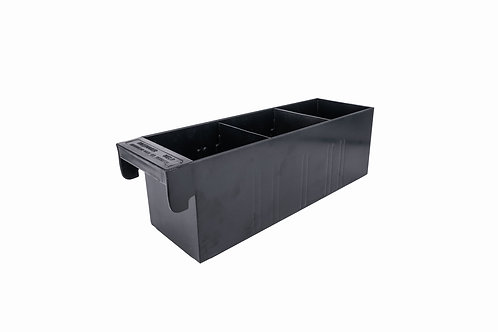Part Bin Medium Length 300 Width100  Height 100 Partitions available