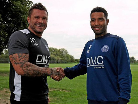 Jermaine Pennant lifts lid on Billericay Town spell
