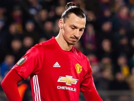 Former Manchester United star Zlatan blasts NBA icon James