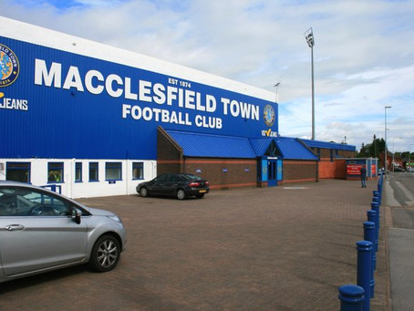 Joe Sealey outlines his plans for Macclesfield Town takeover