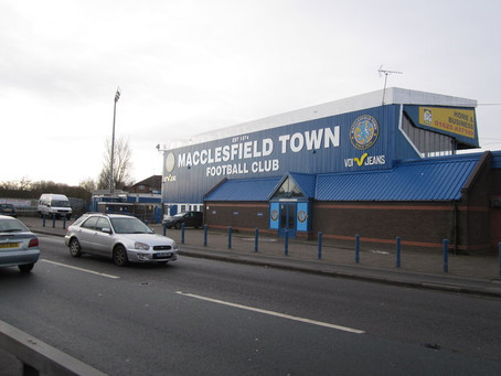 STATEMENT: Macclesfield Town Players and Staff