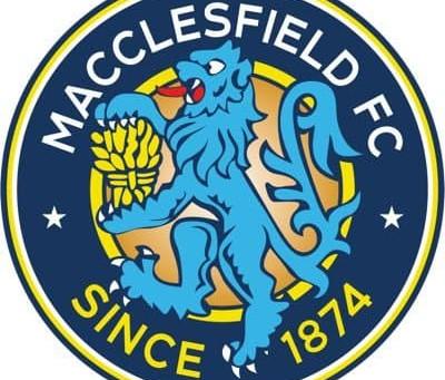 The Macclesfield FC fan singing for The Silkmen