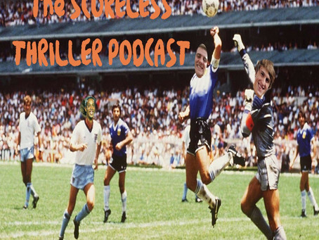 The Scoreless Thriller Podcast | Top Football Podcasts