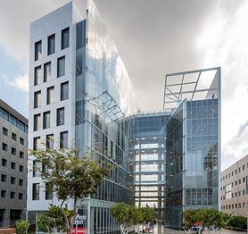 New Tel Aviv office location on Habarzel street