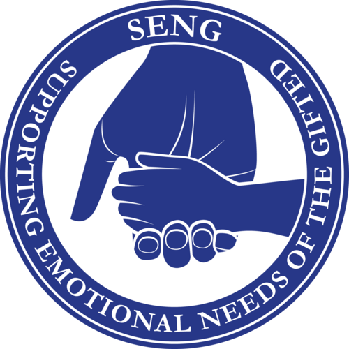 Logo for SENG: Supporting Emotional Needs of the Gifted