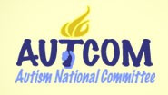 Logo for the Autism National Committee
