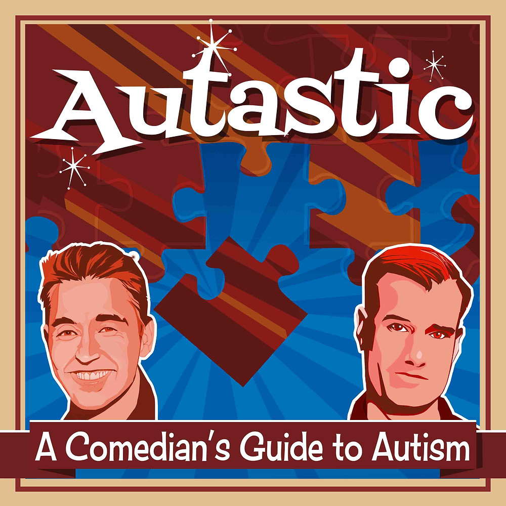iTunes image for Autastic: A Comedian's Guide to Autism