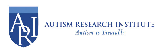 Logo for the Autism Research Institute