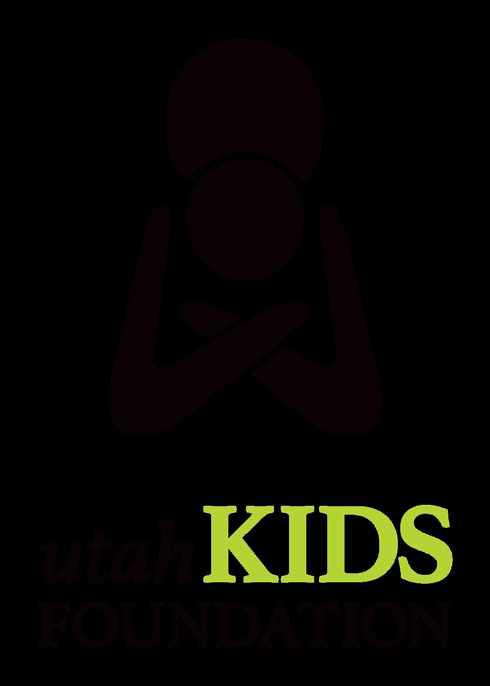 Logo for Utah Kids Foundation