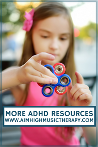 More ADHD Resources