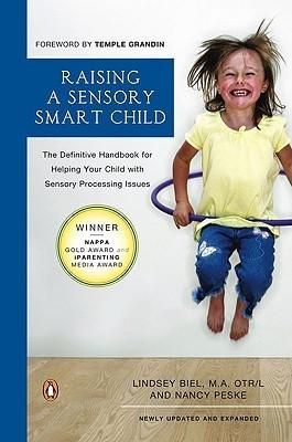 Book cover for Raising a Sensory Smart Child