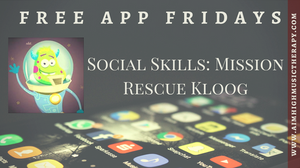 Free App Fridays: Mission Rescue Kloog