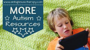 More Autism Resources