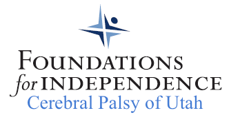 Logo for Foundations for Independence: Cerebral Palsy of Utah