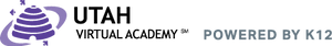 Logo for the Utah Virtual Academy
