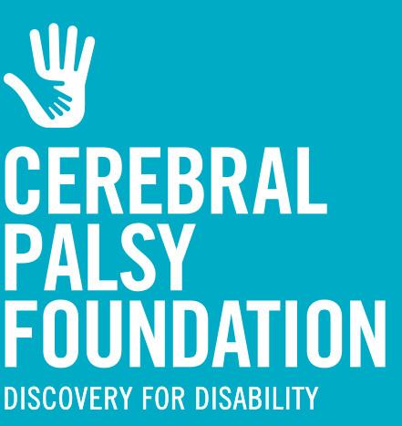 Logo for the Cerebral Palsy Foundation