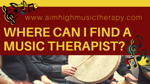 Where Can I Find a Music Therapist?