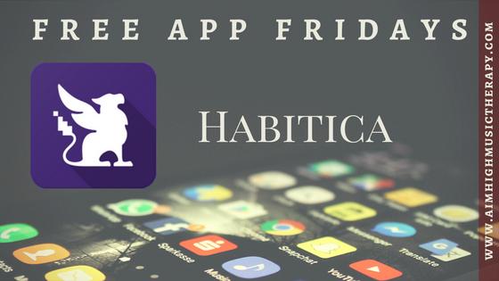 Free App Fridays: Habitica