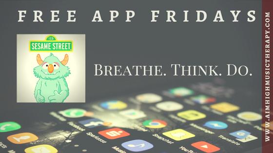 Free App Fridays: Breath. Think. Do.