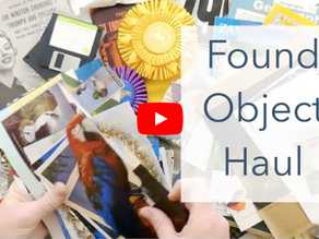 Found Object Haul