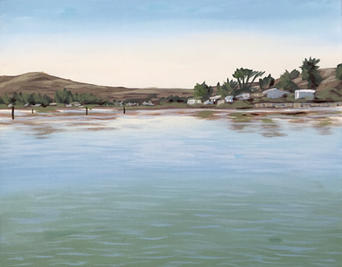 """Bodega Bay, 11 x 14"""""""