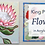 Thumbnail: King Protea Flower in Acrylic Paint: Online Class