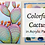 Thumbnail: Colorful Cactus in Acrylic Paint: Online Class