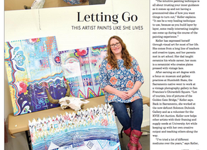 Letting Go: Inside Publications Article