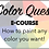 Thumbnail: Color Quest E-Course: How to Mix Any Color You Want!