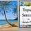 Thumbnail: Tropical Seascape in Acrylic Paint Online Class