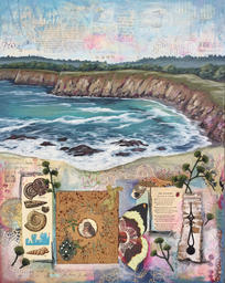 "Secret Cove, 16 x 20"""