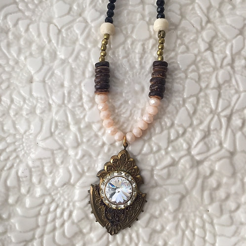 Rustic Refined Necklace