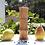 Thumbnail: Moulin Brondel à poivre, à sel et à épices artisanal en poirier