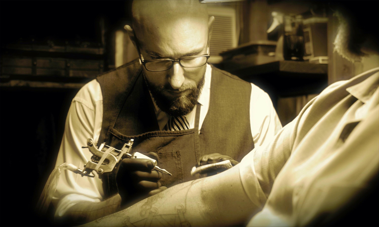 Scott Glazier Tattoo