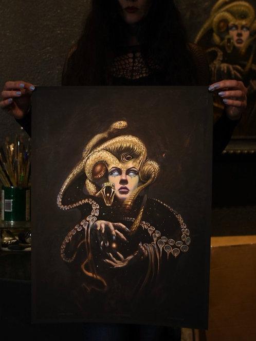 Medusa Limited Edition Print