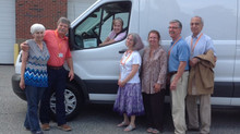 A new van for NHN