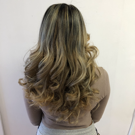 Color correction and curls