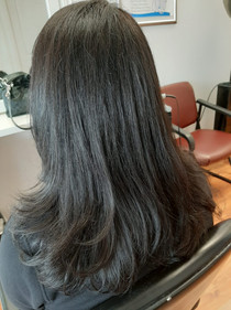 Hair cut and Blow dry