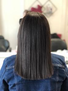 Permanent Hair Straigthening